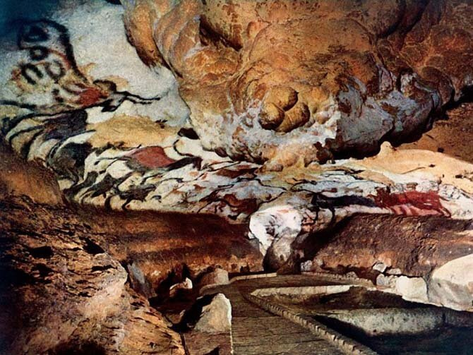 Cueva de Lascaux, Francia