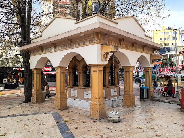 İzmit Fevziye Camii Şadırvanı