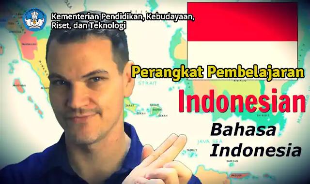 Perangkat Pembelajaran Bahasa Indonesia Kelas X SMA (Silabus, RPP, Prota, Promes) Lengkap