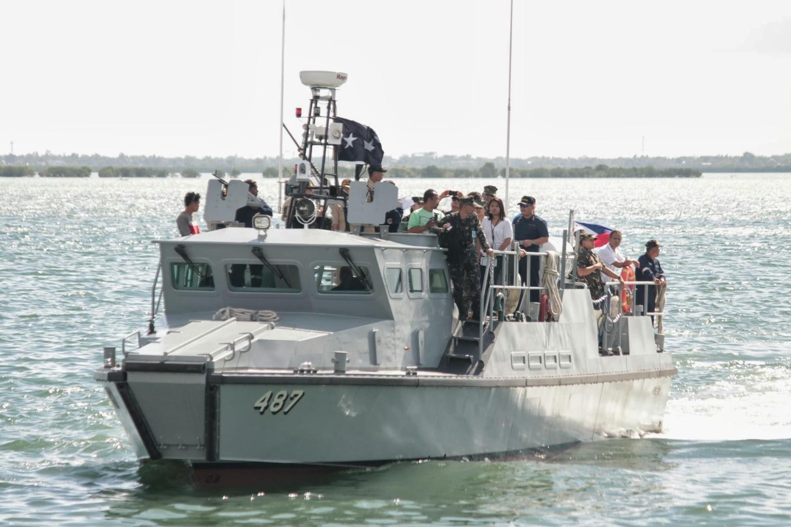 Philippine Navy Multipurpose Assault Craft (MPAC)