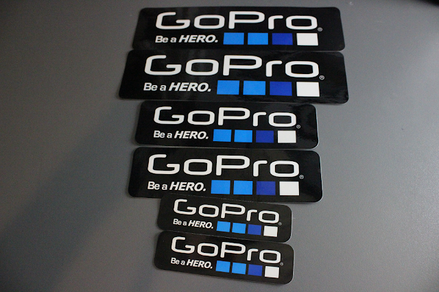 Gambar Stiker Gratis Dari GOPRO