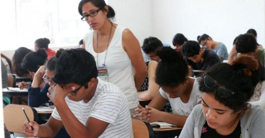 SIMULACRO UNMSM 2020-I: Universidad San Marcos realiza hoy un simulacro de admisión con más de 27 mil participantes (Domingo 18 Agosto) www.unmsm.edu.pe