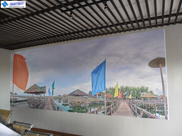 Wall Mural Stickers - Island Cove Philippines