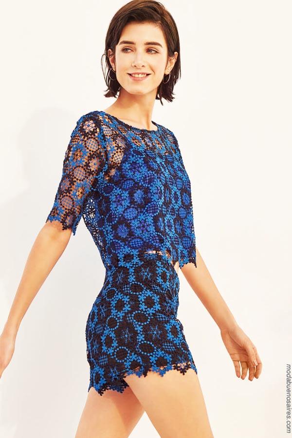 Blusas de moda 2019 │ Moda primavera verano 2019.