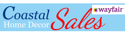 Coastal Home Decor Sales