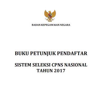 pedoman cpns 2017