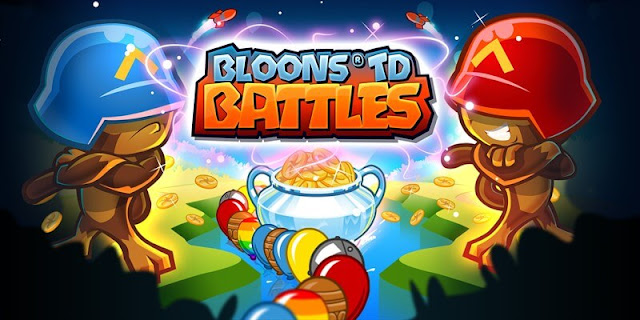 Bloons TD Battles MOD APK Unlimited Everything