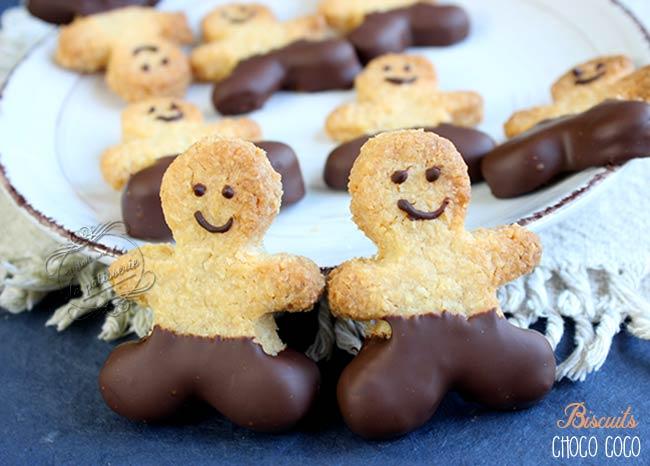 biscuits chocolat nois de coco