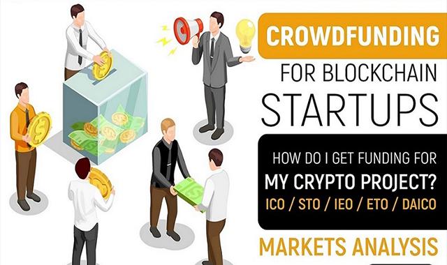 How Blockchain Startups Make Money: Markets Analysis #infographic