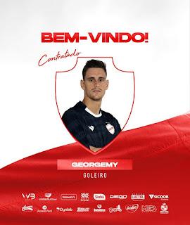 Vila Nova anuncia um novo goleiro para 2021