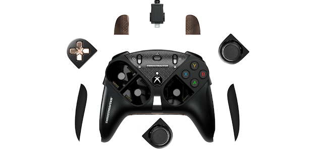 Thrustmaster eswap pro controller swappable