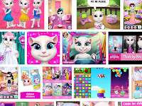 My Talking Angela Apk Mod v3.2.1.48 (Unlimited Money)