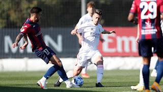 Empezamos sumando. Real Madrid Castilla 1-1 U.D.Extremadura.