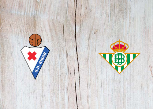 Eibar vs Real Betis -Highlights 2 February 2020