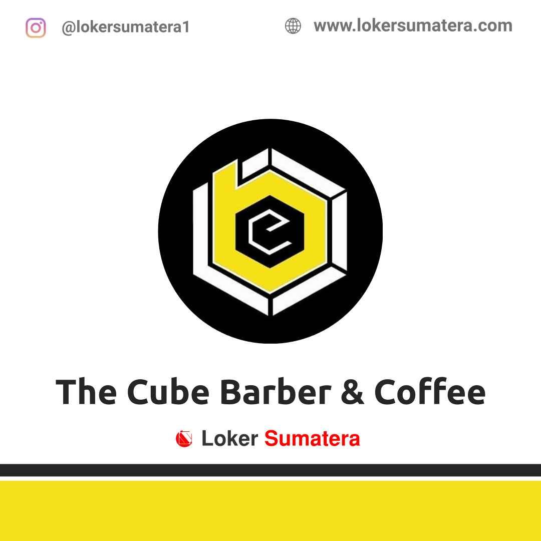 Lowongan Kerja Pekanbaru: The Cube Barber & Coffee April 2021
