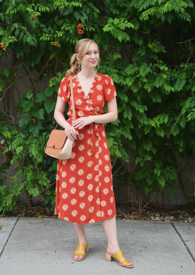 Wrap Dresses: The Perfect Date Night Dress | Organized Mess