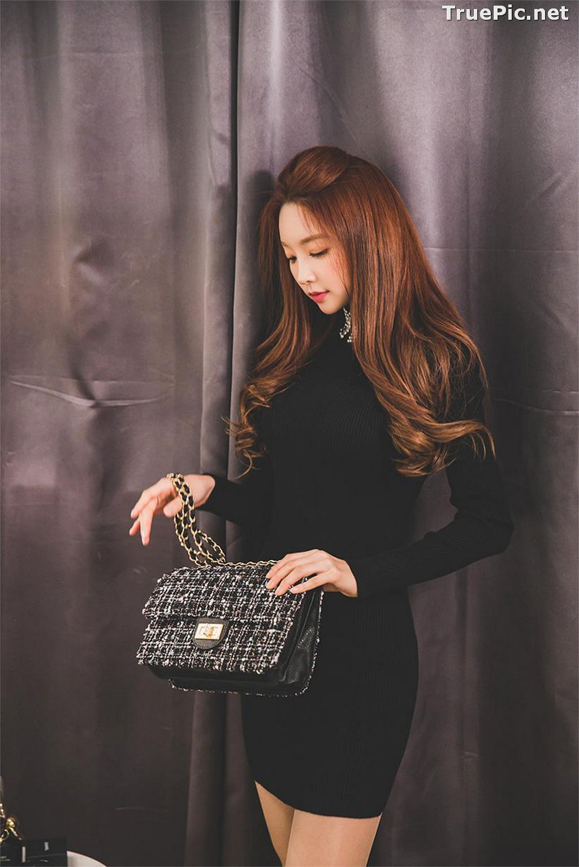 Image Korean Beautiful Model – Park Soo Yeon – Fashion Photography #12 - TruePic.net - Picture-64