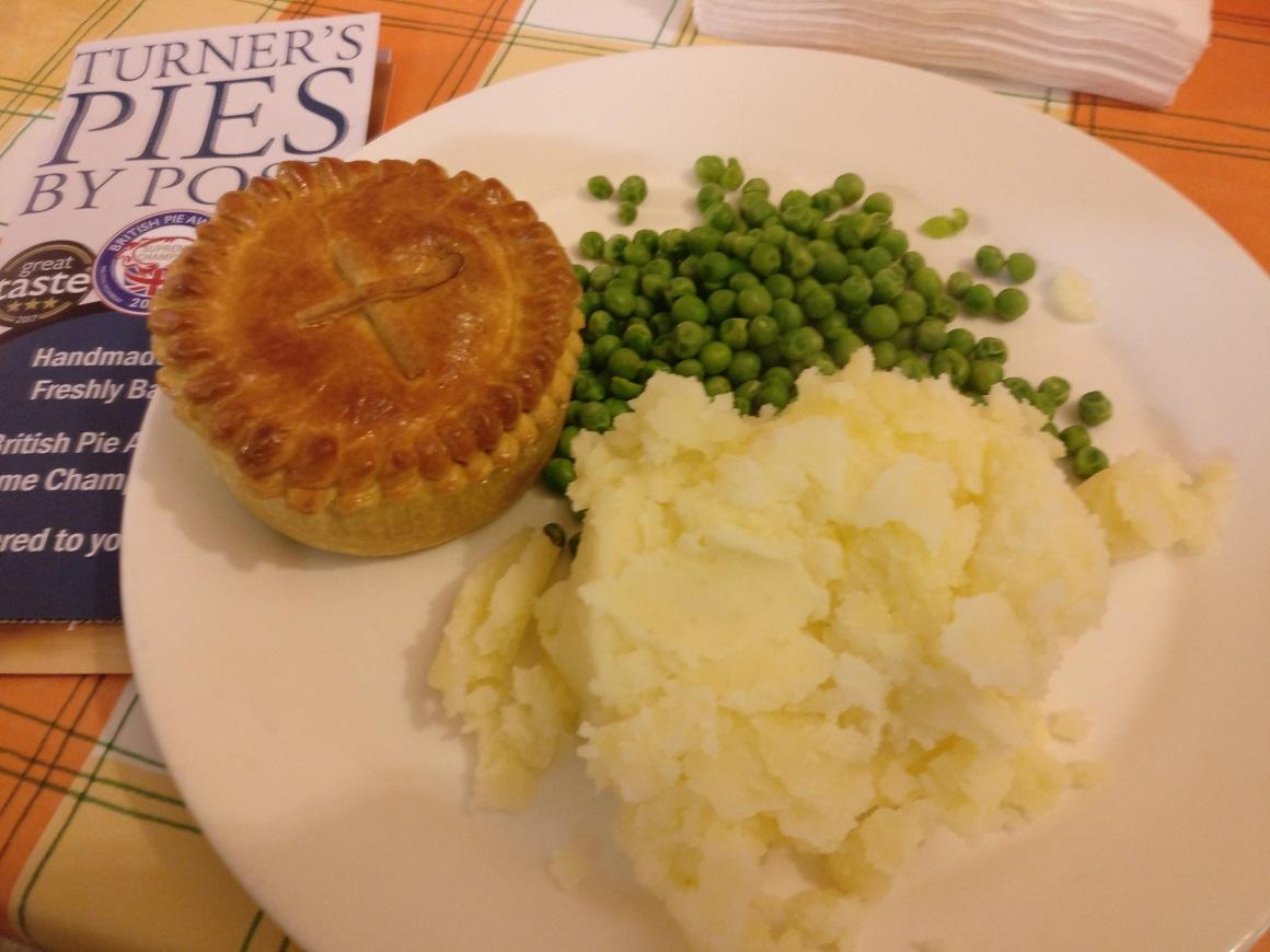 Pierate - Pie Reviews: British Pie Awards winning Turner's ...
