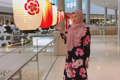 Hebohkan Medsos, Ini Cerita Mualaf Cantik Ayana Johye Moon Memeluk Islam
