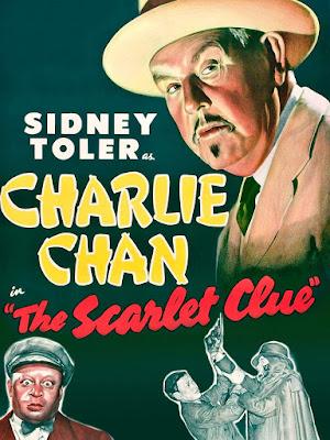 Charlie Chan en huellas siniestras