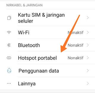Cara Membatasi Penggunaan Paket Data Hotspot Di Android