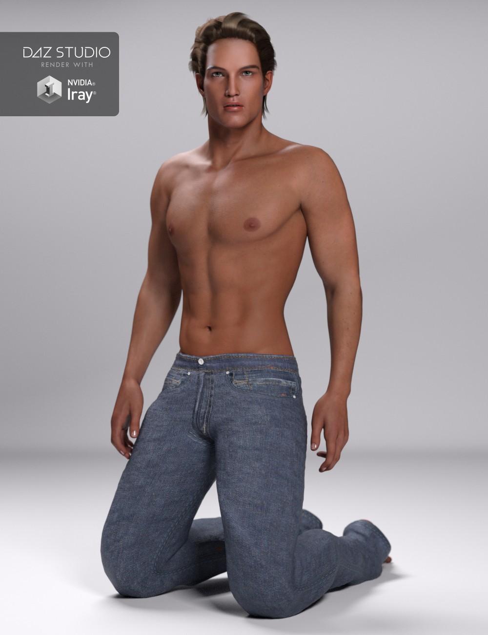 FW Derek HD for Michael 6 | Daz 3D