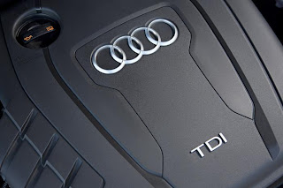New audi a4 fuel system