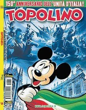 topolino, unità d'Italia