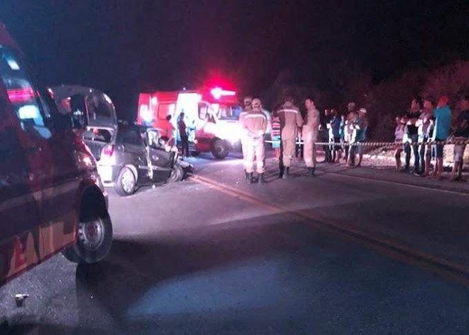 Motorista invade contramão, provoca acidente com morte em Pesqueira, PE