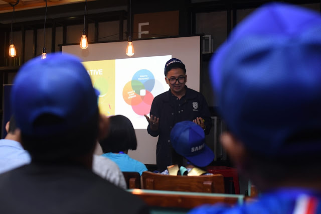 Semarakkan Asian Games 2018, Samsung Gelar Workshop Cara Membuat Konten Vlogging