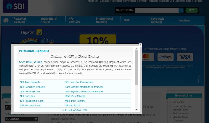 Online Internet Banking | SBI Personal Banking