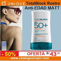 totalblock rostro 50 unique