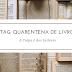 Tag: Quarentena de Livros