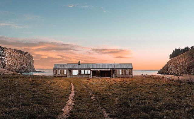 Casa neozelandesa chicanddeco