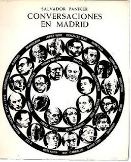 Conversaciones en Madrid / Salvador Paniker