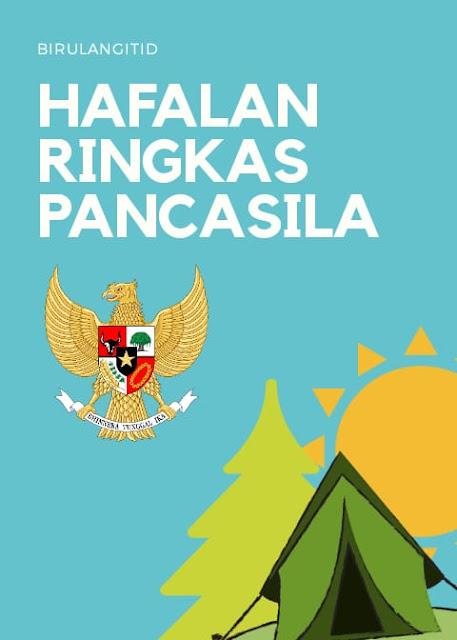 Hafalan Ringkas Pancasila