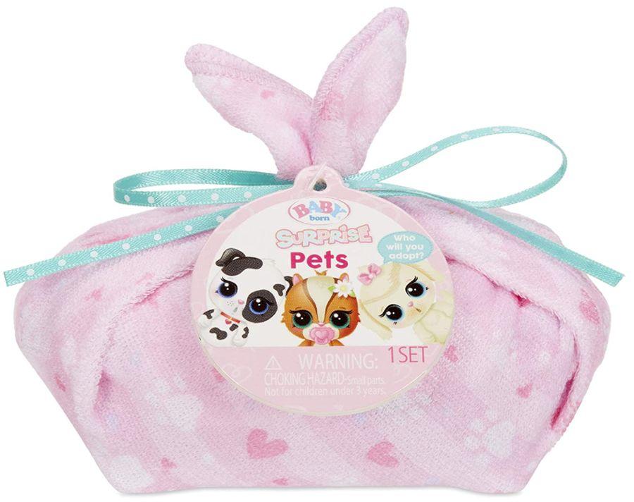 New Baby Born Surprise Pets