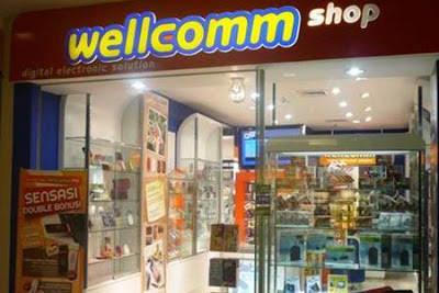 Lowongan Wellcomm Shop Mal Ciputra Seraya Pekanbaru Juni 2018