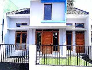 Rumah Baru Dijual Godean di Sidoarum Yogyakarta Dalam Perumahan 1