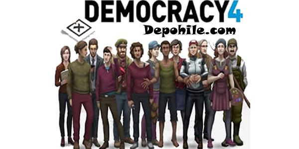 Democracy 4 Oyunu Sermaye Hilesi +1 Trainer İndir Cheat Engine