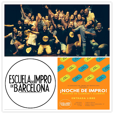 Impro barcelona clases
