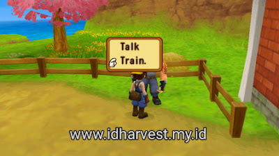 Cara Latihan Balap Kuda dengan Bob di Harvest Moon: Hero of Leaf Valley