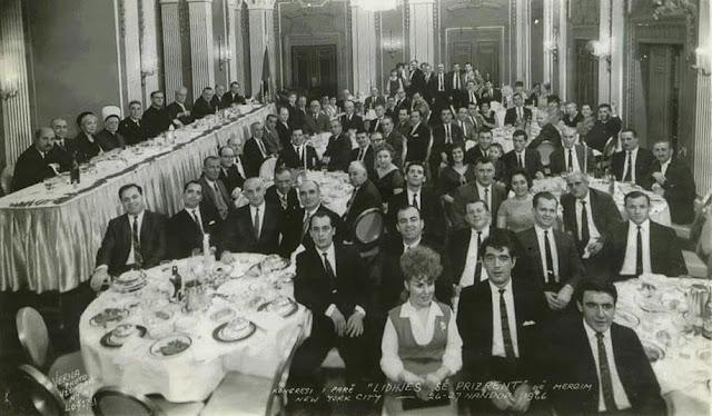 Први конгрес Призренске лиге одржан у Њујорку 1966. године