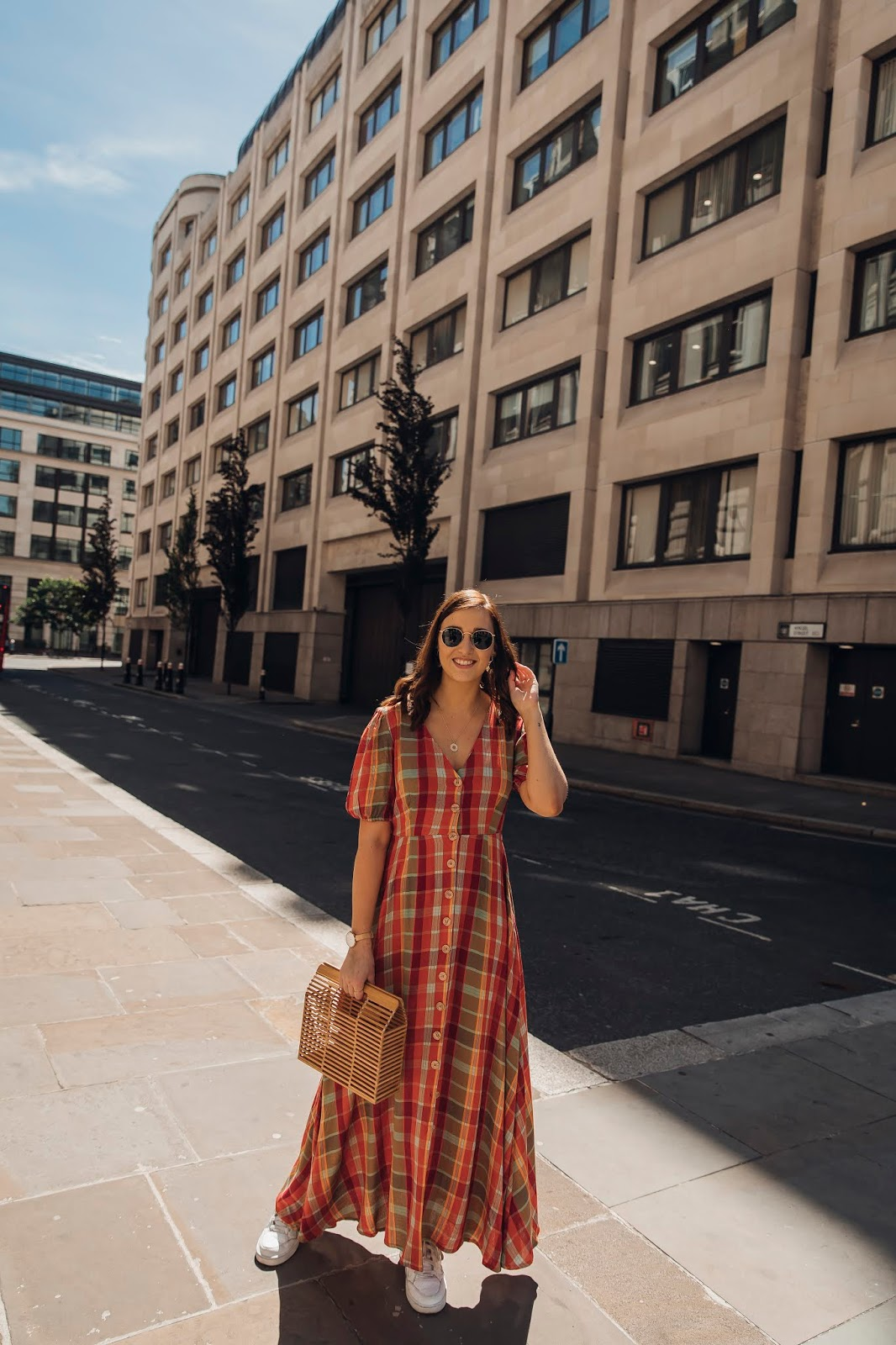 The Summer Dress You Need In Your Wardrobe // Neon Rose // Outfit Fashion Blogger London Street Style // Lauren Rose Bell Style