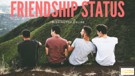 [Best] Friendship Status, Quotes for Whatsapp, Facebook