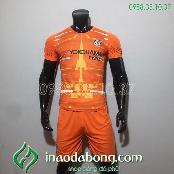 Áo bóng đá CLB Chelsea Cam