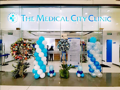 THE MEDICAL CITY CLINIC OPENS AT SM CITY SAN JOSE DEL MONTE