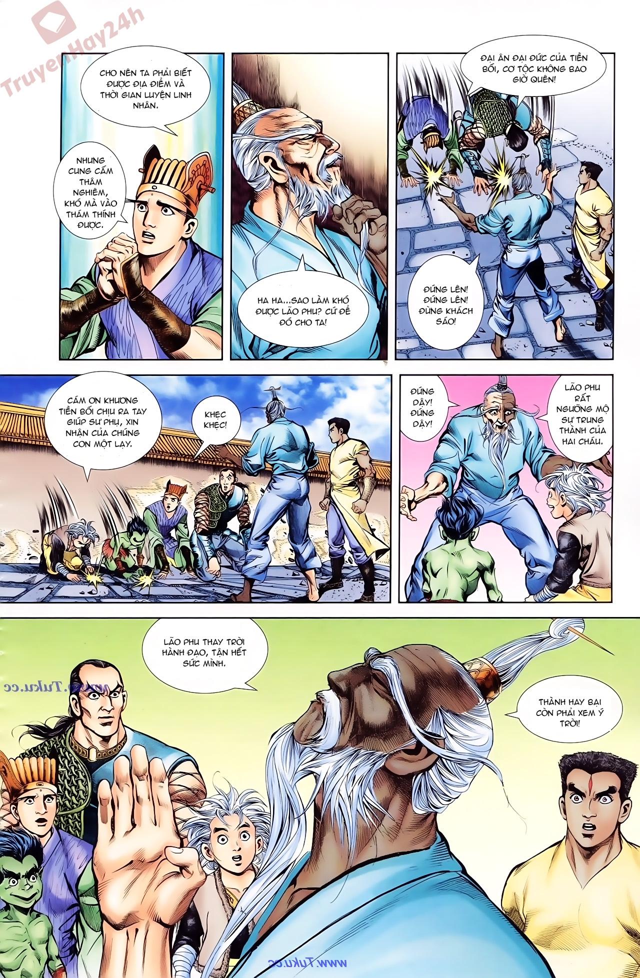 Cơ Phát Khai Chu Bản chapter 78 trang 10