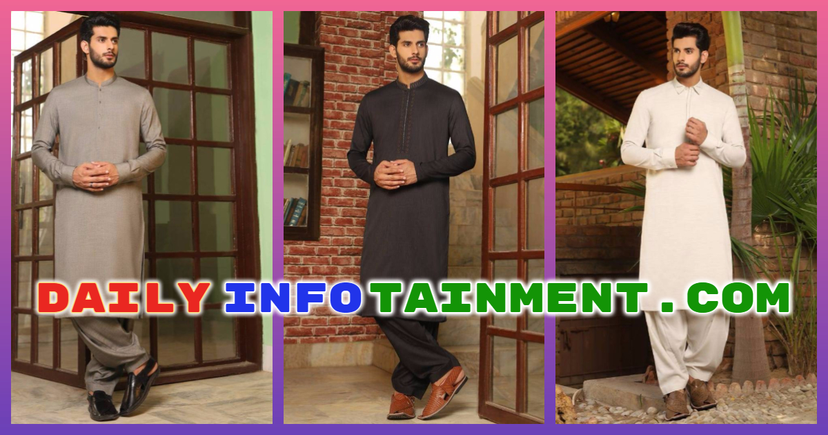 Junaid Jamshed Men's Wear Winter 2020 Dresses | Get Comfort with Style