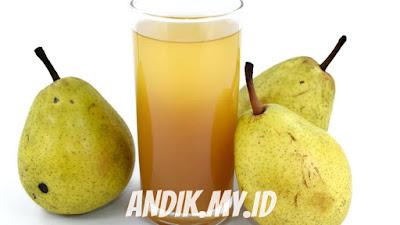 buah pir, jus buah pir, manfaat buah pir, ibu hamil, kehamilan,